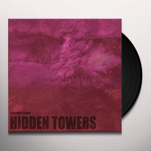 Hidden Tower OLYMPUS MONS Vinyl Record