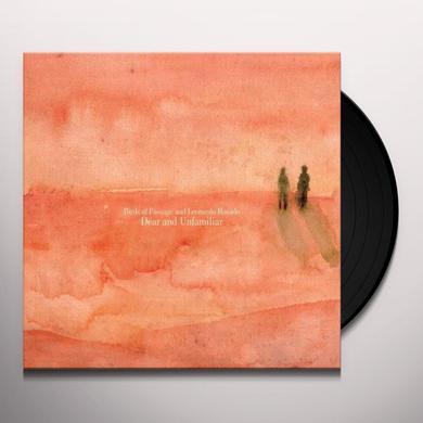 Leonardo Birds Of Passage / Rosado DEAR & UNFAMILIAR Vinyl Record