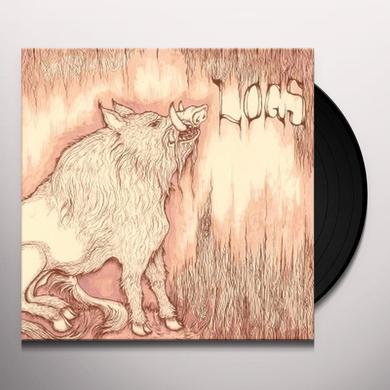 Logs HOGZ Vinyl Record