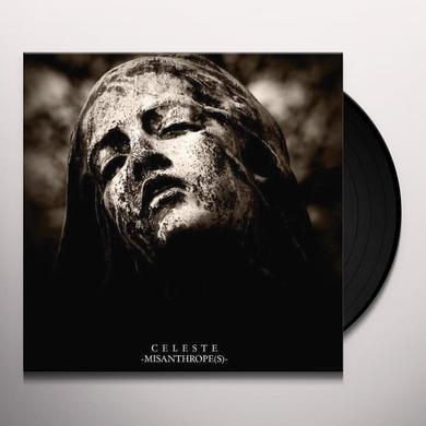 Celeste MISANTHROPE(S) Vinyl Record
