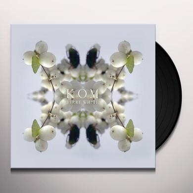 Kom BERRY WHITE Vinyl Record
