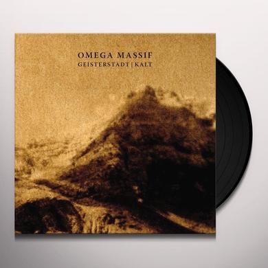 Omega Massif GEISTERSTADT Vinyl Record