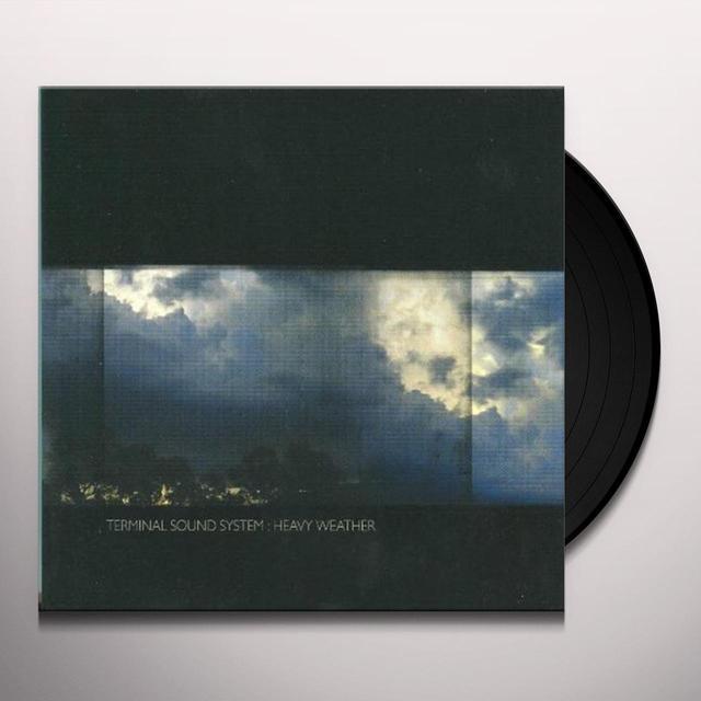 Terminal Sound System HEAVY WEATHER Vinyl Record