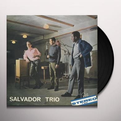 Dom Salvador TRISTEZA Vinyl Record