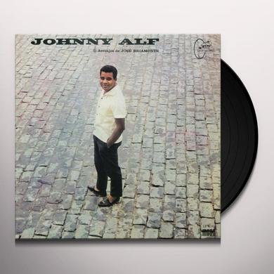 JOHNNY ALF Vinyl Record