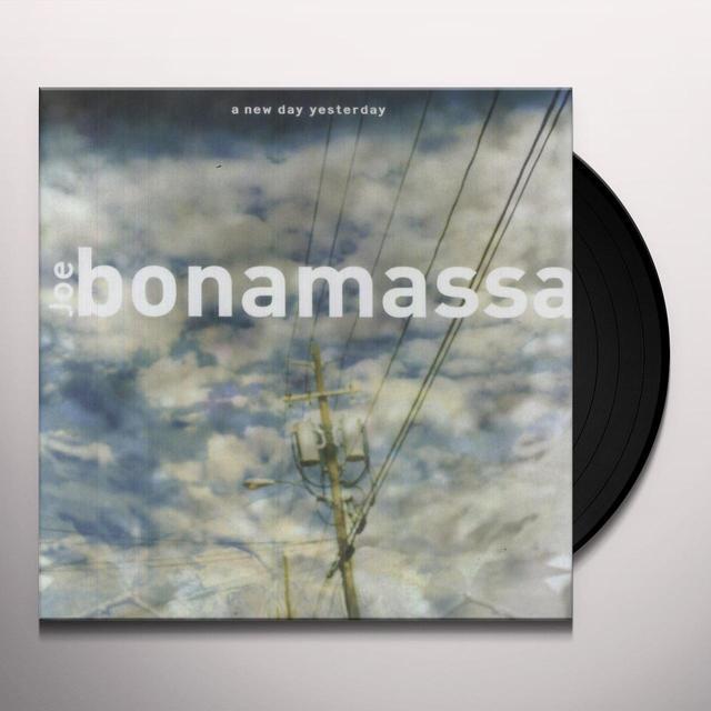 Joe Bonamassa NEW DAY YESTERDAY Vinyl Record
