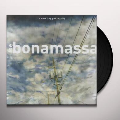 Joe Bonamassa NEW DAY YESTERDAY Vinyl Record