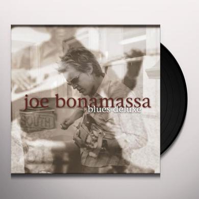 Joe Bonamassa BLUES DELUXE Vinyl Record
