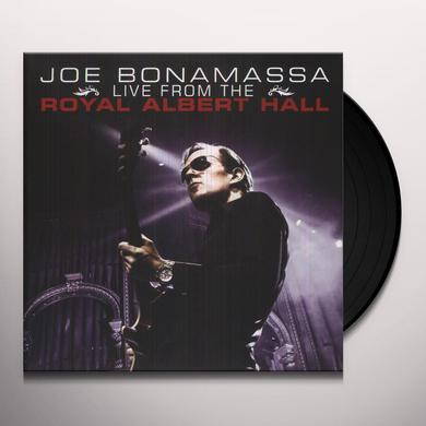 Joe Bonamassa LIVE FROM THE ROYAL ALBERT HALL Vinyl Record