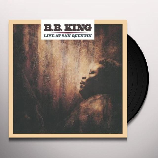 B.B. King LIVE AT SAN QUENTIN (Vinyl)