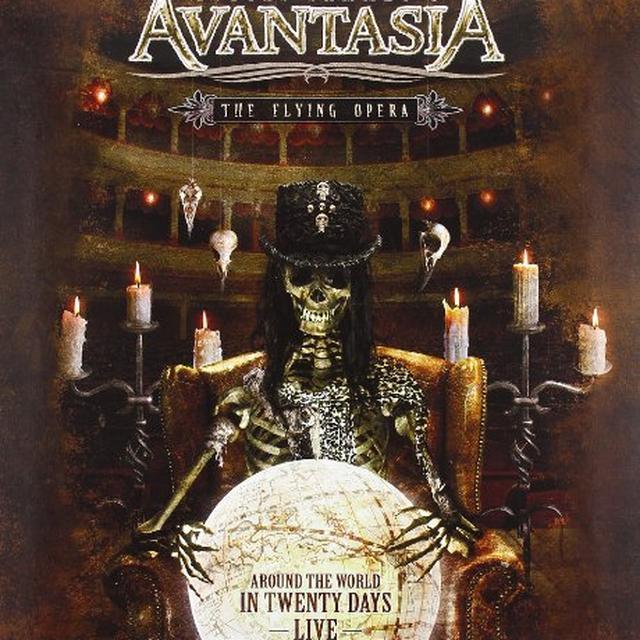 Avantasia FLYING OPERA Vinyl Record - 180 Gram Pressing