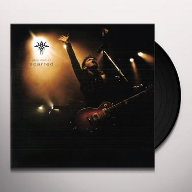 Gary Numan SCARRED Vinyl Record - 180 Gram Pressing