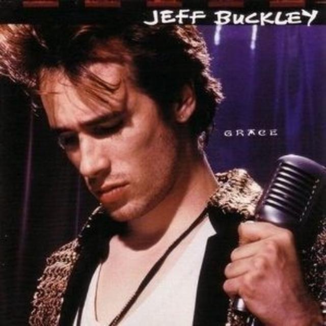 Jeff Buckley GRACE (COLOR VINYL) Vinyl Record - 180 Gram Pressing