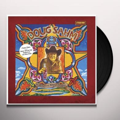 Doug Sahm RETURN OF WAYNE DOUGLAS Vinyl Record