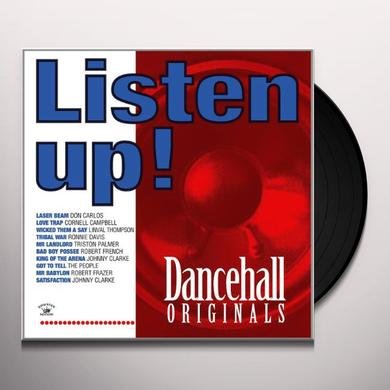 LISTEN UP DANCEHALL / VARIOUS Vinyl Record