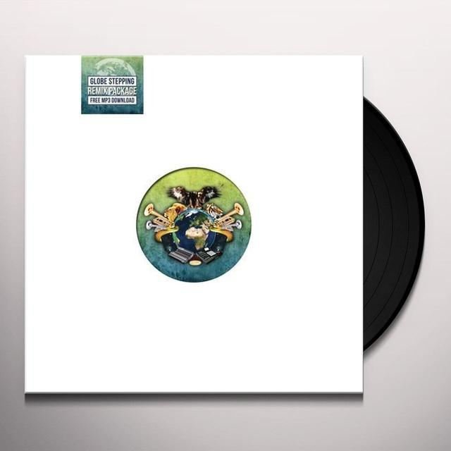 Globe Stepping Project GLOBE STEPPING 1 (EP) Vinyl Record