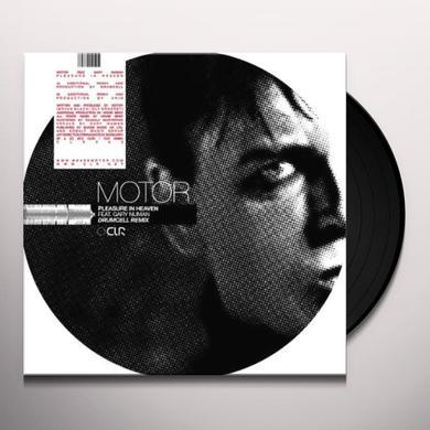 Motor PLEASURE IN HEAVEN Vinyl Record