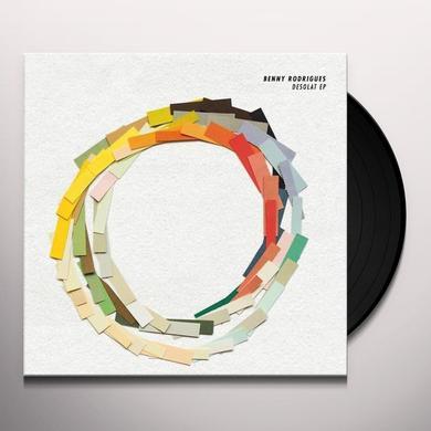 Benny Rodrigues DESOLAT (EP) Vinyl Record