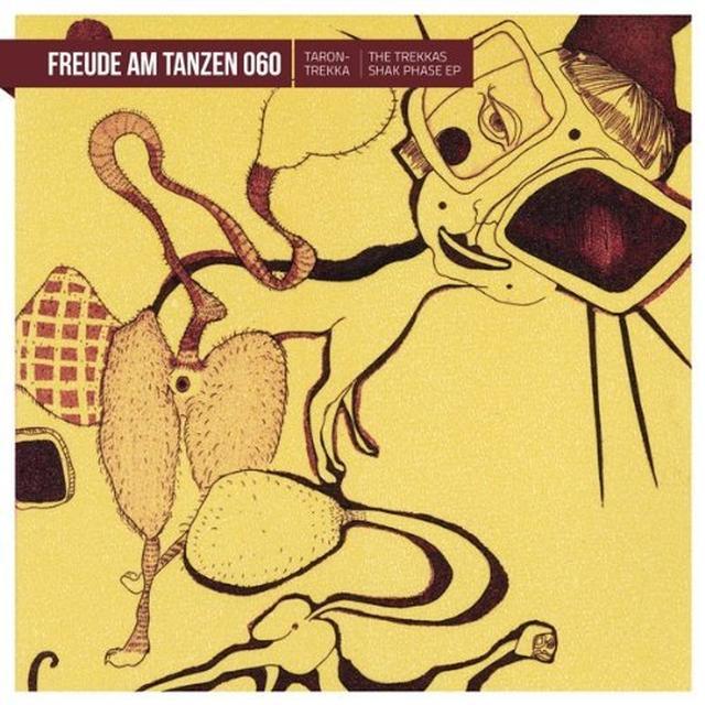 Taron-Trekka TREKKAS SHAK PHASE Vinyl Record