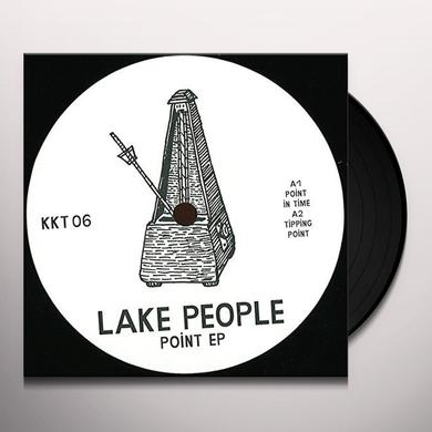 Lake People POINT (EP) Vinyl Record