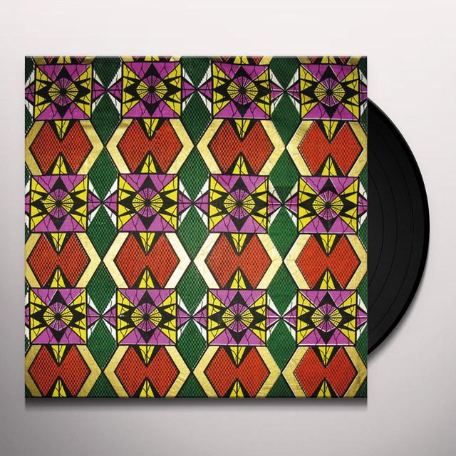 Robert Aiki Aubrey Lowe TIMON IRNOK MANTA Vinyl Record