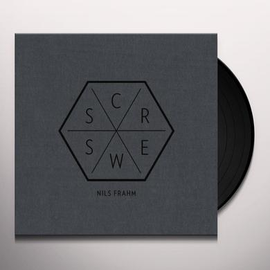 Nils Frahm SCREWS Vinyl Record