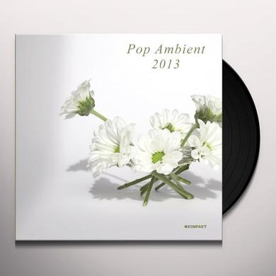 Pop Ambient 2013 / Various (W/Cd) POP AMBIENT 2013 / VARIOUS Vinyl Record