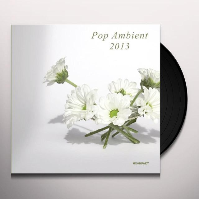 Pop Ambient 2013 / Various (W/Cd) POP AMBIENT 2013 / VARIOUS Vinyl Record - w/CD