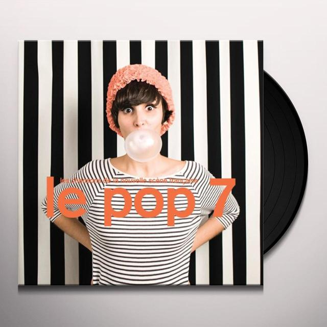 LE POP 7 / VARIOUS Vinyl Record