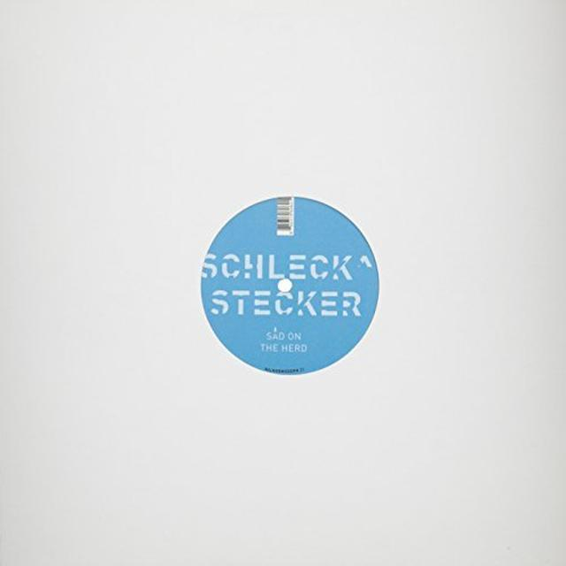Schleck & Stecker SAD ON THE HERD (EP) Vinyl Record