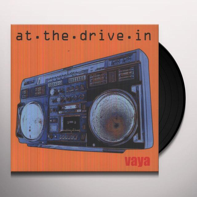 At The Drive-In VAYA Vinyl Record