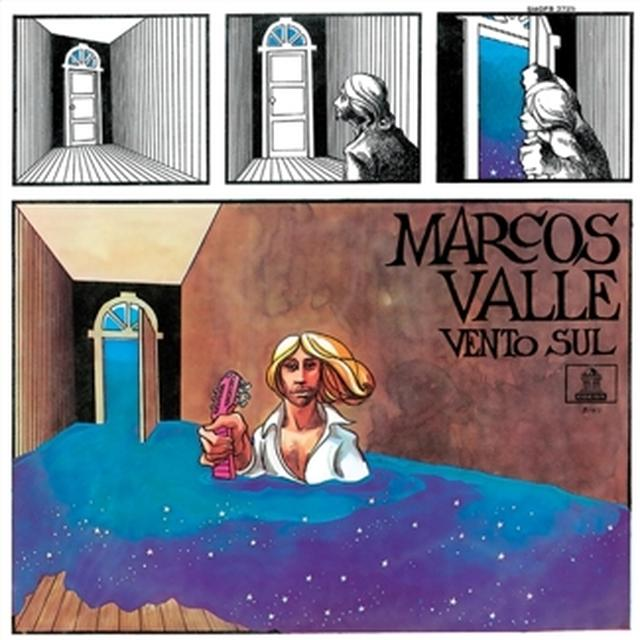 Marcos Valle VENTO SOUL Vinyl Record