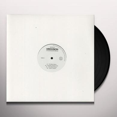 Hrdvsion UNLIMITED EDITION Vinyl Record