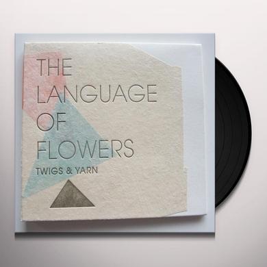 Twigs & Yarn LANGUAGE OF FLOWERS (Vinyl)