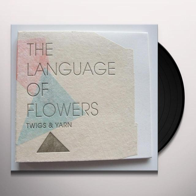 Twigs & Yarn LANGUAGE OF FLOWERS (Vinyl)