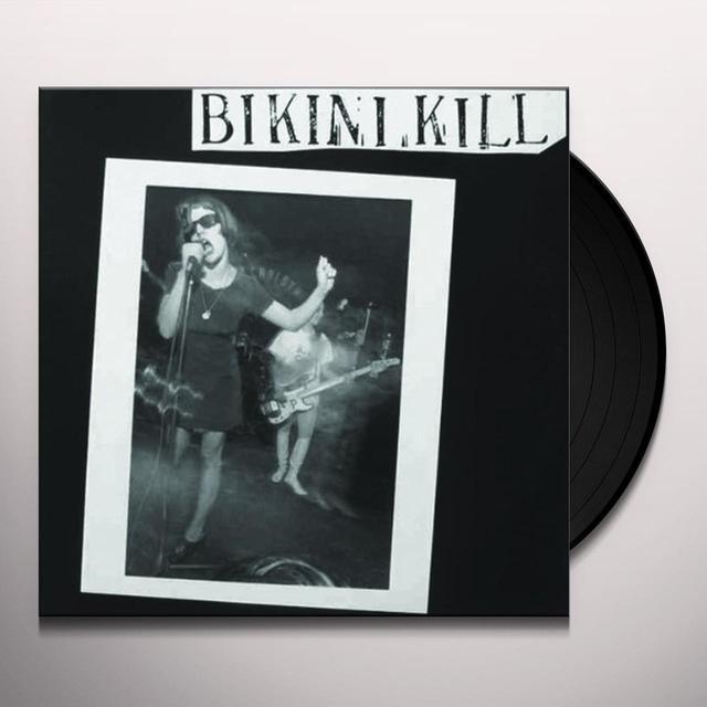BIKINI KILL Vinyl Record - Reissue