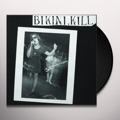 BIKINI KILL Vinyl Record