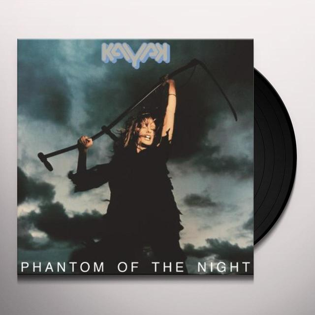Kayak PHANTOM OF THE NIGHT Vinyl Record - 180 Gram Pressing