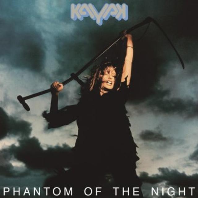 Kayak PHANTOM OF THE NIGHT Vinyl Record - 180 Gram Pressing