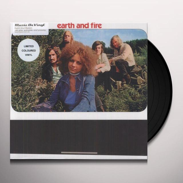 EARTH & FIRE Vinyl Record - 180 Gram Pressing