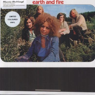 EARTH & FIRE Vinyl Record - 180 Gram Pressing