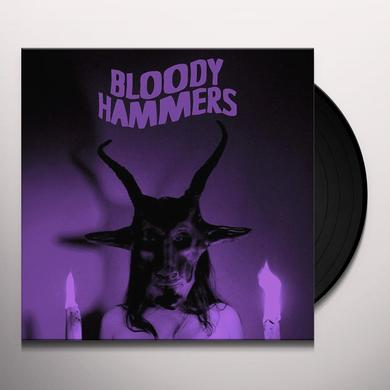 BLOODY HAMMERS Vinyl Record - Limited Edition, 180 Gram Pressing