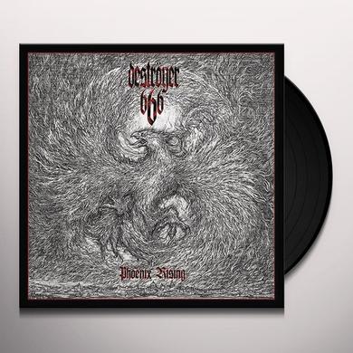 Destroyer 666 PHOENIX RISING Vinyl Record
