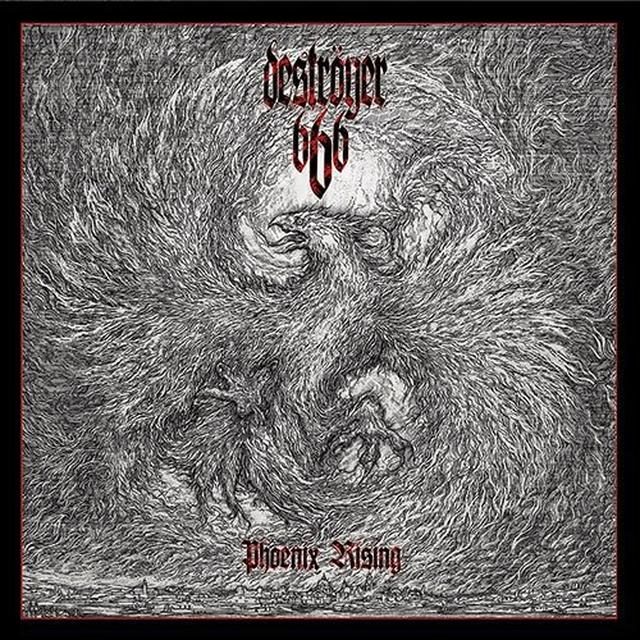 Destroyer 666 PHOENIX RISING Vinyl Record
