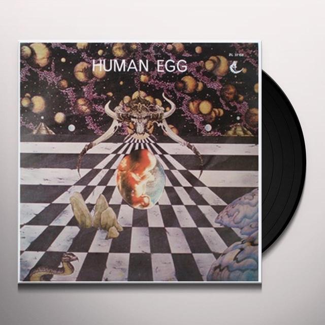 HUMAN EGG Vinyl Record