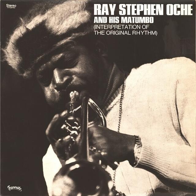 Ray Stephen Oche & His Matumbo INTERPRETATION OF THE ORIGINAL RHYTHM Vinyl Record