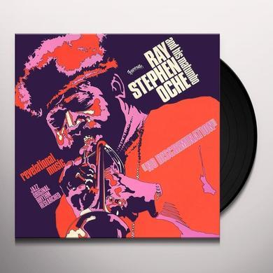 Ray Stephen Oche & His Matumbo NO DISCRIMINATION Vinyl Record