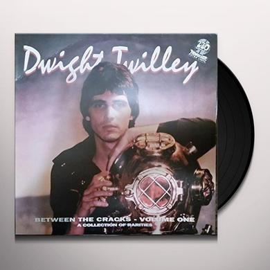 Dwight Twilley BETWEEN THE CRACKS Vinyl Record