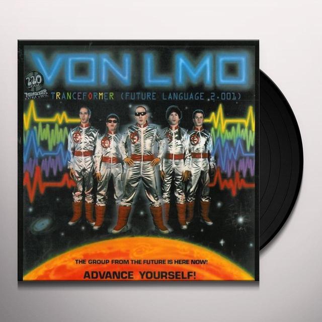 Von Lmo TRANCEFORMER (FUTURE LANGUAGE 2.001) Vinyl Record