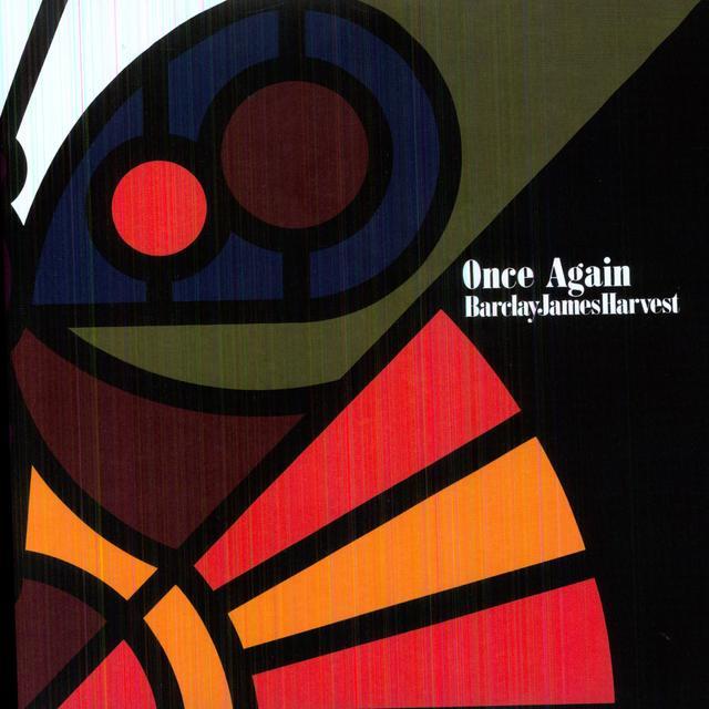 Barclay James Harvest ONCE AGAIN Vinyl Record